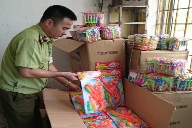 Phát hiện hơn 2.700 sản phẩm đồ chơi trẻ em nhập lậu ở Gia Lai