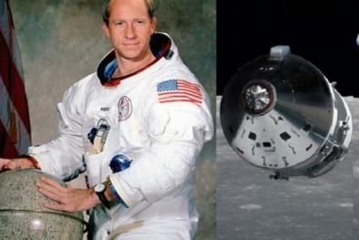 Bí ẩn âm nhạc trên Mặt trăng được các phi hành gia phát hiện