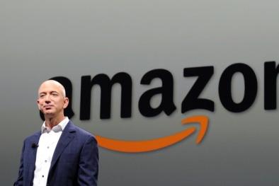 CEO Amazon 'vượt mặt' Bill Gates để trở thành người giàu nhất thế giới?