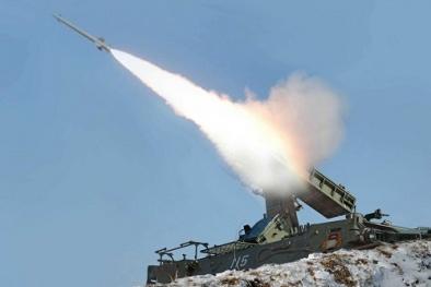 Chết khiếp với sức mạnh tên lửa KN-02 không thể đánh chặn của Triều Tiên