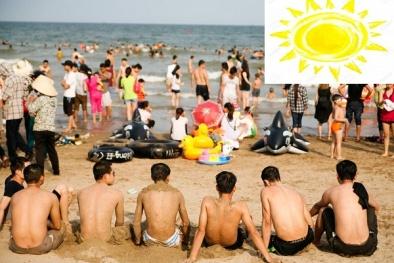 Ngày cuối cùng kỳ nghỉ lễ, thời tiết cả nước nắng nóng đến mức nào?