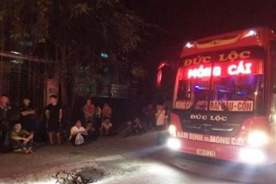 Quảng Ninh: Chở quá 30 người quy định, nhà xe Đức Lộc bị phạt gần 40 triệu đồng