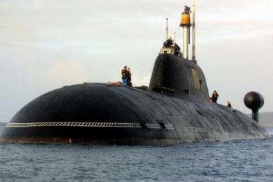 Tàu ngầm hạt nhân K-328 Leopard: Vũ khí sẽ làm nên sức mạnh số 1 của Nga