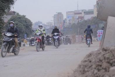 Chất lượng không khí ở Hà Nội và TP.HCM vượt quy chuẩn quốc gia
