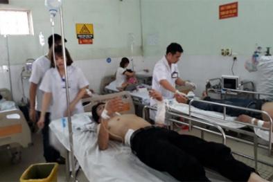 3 người nhập viện cấp cứu do cháy nổ điều hòa tại Yên Bái