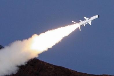 Tên lửa KN-35 bí mật của Triều Tiên lộ diện