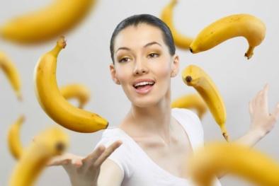 Vì sao nên ăn 1 quả chuối mỗi ngày?