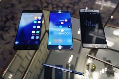 Galaxy Note 7 tân trang chuẩn bị lên kệ, giá rẻ hơn gần 6 triệu đồng/chiếc