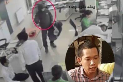 Nghi phạm vụ cướp ngân hàng ở Trà Vinh khai gì?