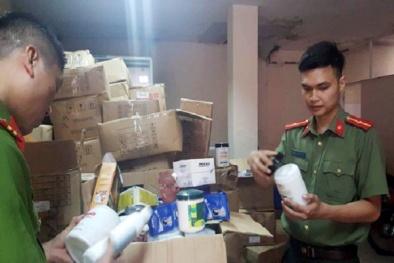 Phát hiện gần 4 tấn mỹ phẩm không rõ nguồn gốc tại Hà Nội