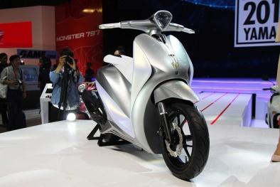 Chiếc xe tay ga 'siêu' đẹp vừa ra mắt của Yamaha có gì hay?
