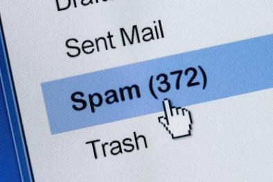 Cảnh báo xu hướng mới phát tán thư rác, email độc hại đến người dùng