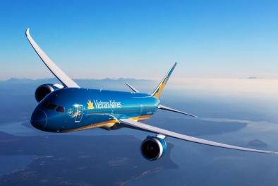 Lợi nhuận Vietnam Airlines lao dốc trong quý I/2017