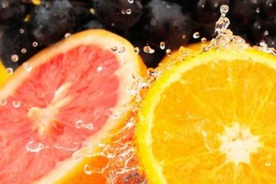 Những lợi ích tuyệt vời của trái cây có múi đối với sức khỏe