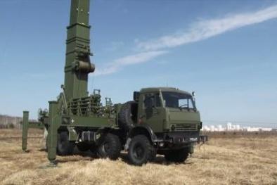Tổ hợp Murmansk-BN: Vũ khí gây nhiễu 'khủng khiếp' nhất của Nga