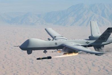 """Máy bay MQ-9 Reaper Mỹ: """"Thần chết' tiếp tục được xưng 'bá chủ bầu trời' nhờ móng vuốt mới"""