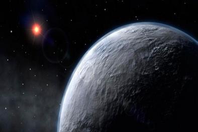 Tìm thấy nước trên một hành tinh ngoài hệ mặt trời