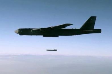 Tên lửa AGM-86B tấn công tầm xa mạnh nhất của Mỹ khiến đối thủ bất lực đáp trả