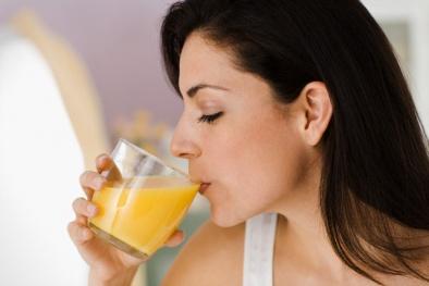 Tuyệt chiêu giảm cân hiệu quả với các loại đồ uống 'thần thánh'
