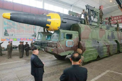 Hé lộ 'bằng chứng' về uy lực khủng khiếp của tên lửa Triều Tiên