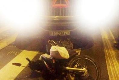 Tai nạn giao thông: Đi siêu thị, 2 mẹ con bị container cuốn vào gầm