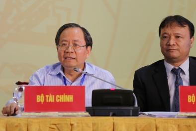 Lãnh đạo Bộ Tài chính lên tiếng về kiến nghị thanh tra 60 dự án bất động sản