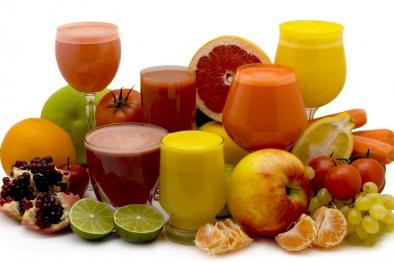 Mắc bệnh 'chết người' nếu lạm dụng nước ép hoa quả