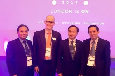 Tổng cục trưởng Trần Văn Vinh dự kỳ họp Đại hội đồng GS1 2017