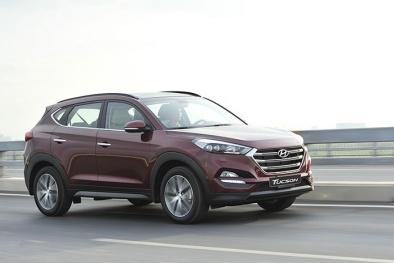 Hyundai Tucson 2017 vừa xuất hiện tại Việt Nam có gì hay?