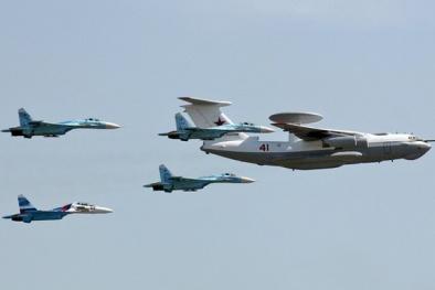 Máy bay Nga có sức mạnh hủy diệt kinh hoàng đến đâu?