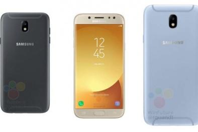 Rò rỉ loạt hình ảnh mới của Samsung Galaxy J5 2017 và J7 2017
