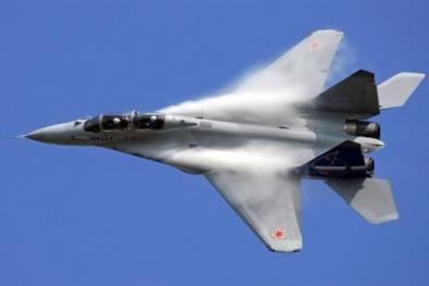 Tiêm kích MiG-35 được Putin ca ngợi có sức mạnh kinh hoàng đến đâu?