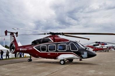 Cận cảnh trực thăng Ka-62 hiện đại của Nga cất cánh lần đầu tiên