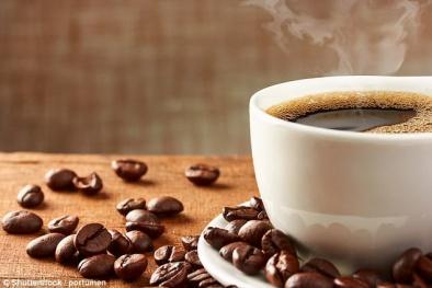 Uống 5 tách cà phê mỗi ngày, giảm 50% nguy cơ bị ung thư gan