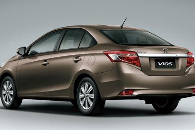 5 mẫu sedan giá rẻ nhất của các hãng ô tô 'hot' thị trường Việt