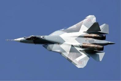 'Lạnh gáy' với sức mạnh hủy diệt của máy bay chiến đấu mạnh nhất thế giới