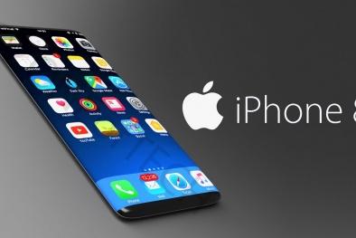 Fan 'táo khuyết' lại 'sốt xình xịch' với ảnh thiết kế iPhone 8