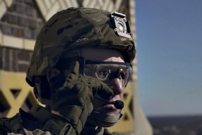 'Mắt thần' xuyên đêm Mỹ đang cho binh sĩ thử nghiệm có gì đặc biệt?