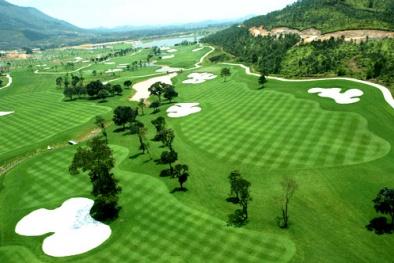 Phát hiện nhiều sai phạm tại dự án sân golf Phượng Hoàng