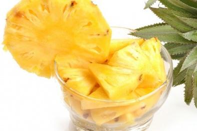 3 loại củ quả ăn vào dễ bị say, nặng có thể tử vong