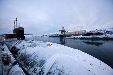Tàu ngầm K-117 Bryansk SSBN: 'Át chủ bài chiến lược' tối tân nhất của Nga