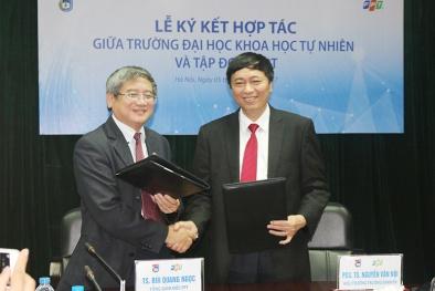 FPT trao tặng học bổng trị giá 700 triệu đồng