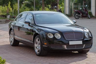 Xe sang Bentley 2007 giá chỉ hơn 2 tỷ có gì đặc biệt?
