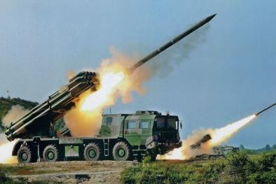 Tên lửa Iskander-M: 'Bảo bối' đáng gờm nhất thế giới vừa được Nga khai hỏa
