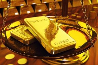 Giá vàng hôm nay ngày 8/6: Vàng 'hạ nhiệt' do USD vọt tăng
