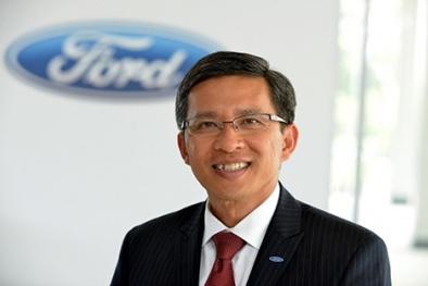 Tân Phó chủ tịch gốc người Việt vừa được hãng xe hơi Ford bổ nhiệm là ai?