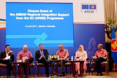 Thúc đẩy hội nhập khu vực ASEAN trong lĩnh vực tiêu chuẩn và đánh giá sự phù hợp