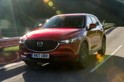 Mazda CX-5 2017 vừa chốt giá từ 694 triệu đồng có gì hay?