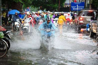Thời tiết hôm nay, cả nước có mưa rào và dông
