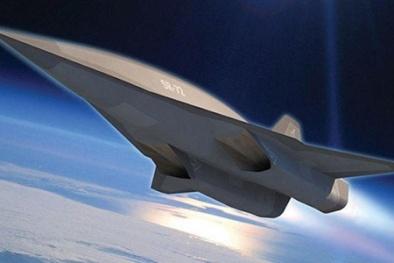Máy bay siêu thanh SR-72 gấp 6 lần tốc độ âm thanh khiến đối thủ 'kinh hồn bạt vía'